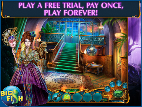 Labyrinths Of The World: Shattered Soul HD - A Supernatural Hidden Object Adventure screenshot 1