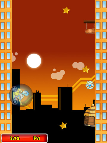 ` Impossible Jet Bike Ninja Run Riders Motorcycle Jump Free Game screenshot 10