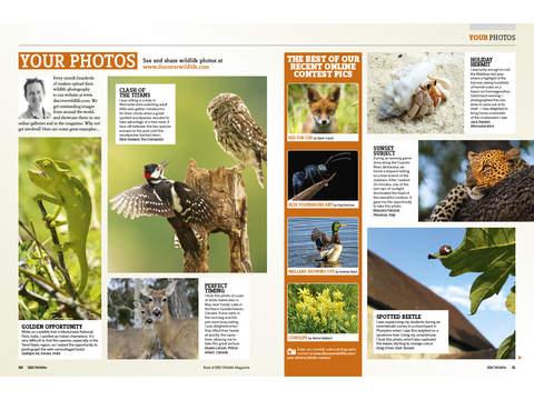 Best of BBC Wildlife Magazine screenshot 8