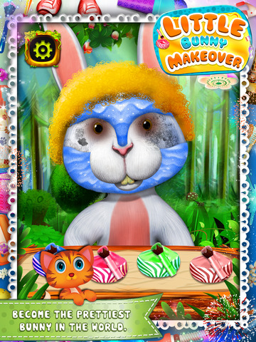 Little Bunny Makeover screenshot 8