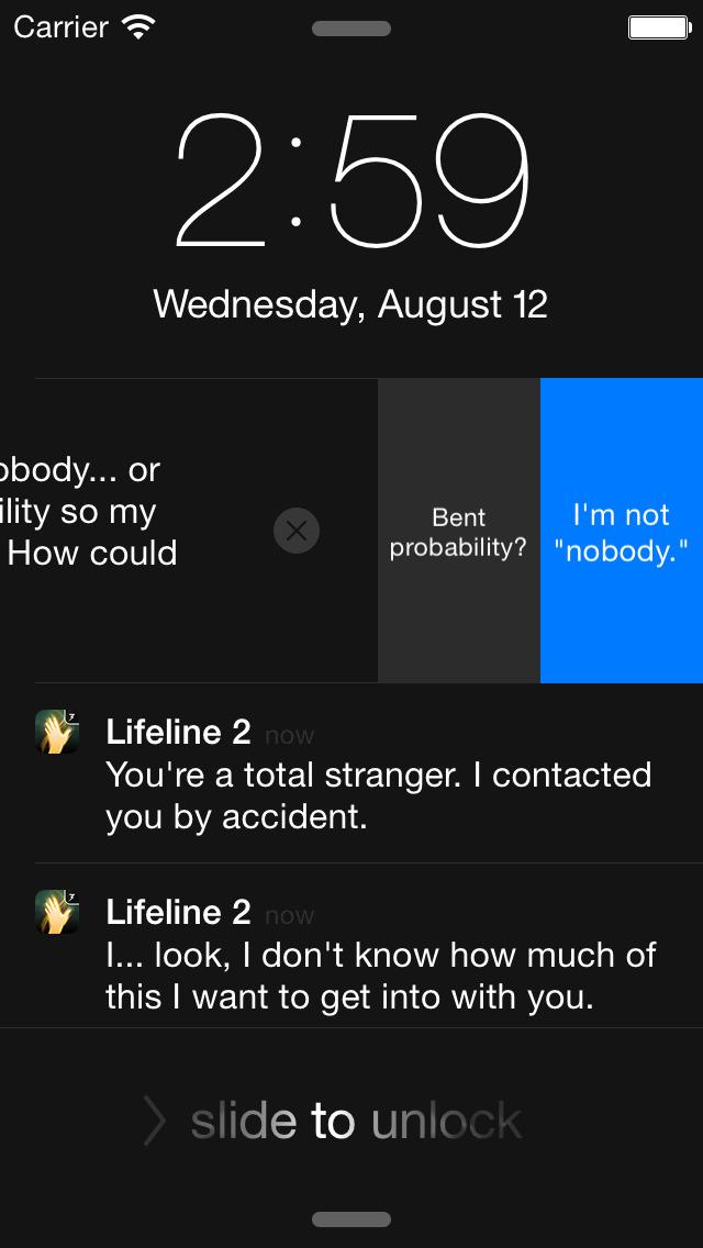 Lifeline 2 screenshot 5