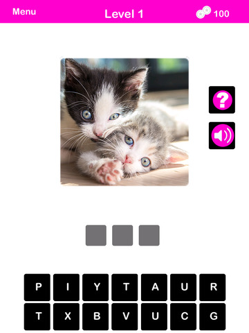 What's The Baby Animal? - The Cutest Animal Picture Word Trivia Game for EVERYONE! screenshot 6