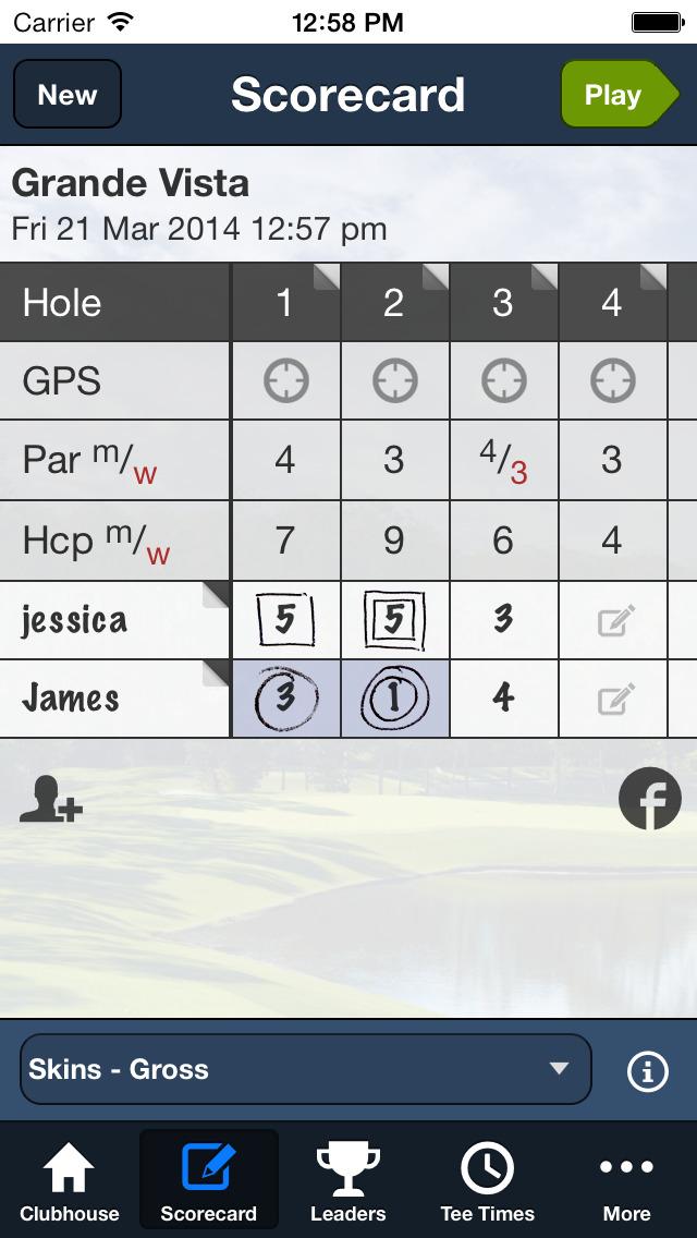 Grande Vista Golf Club screenshot 4