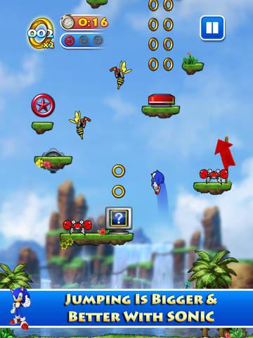 Sonic Jump™ screenshot 8