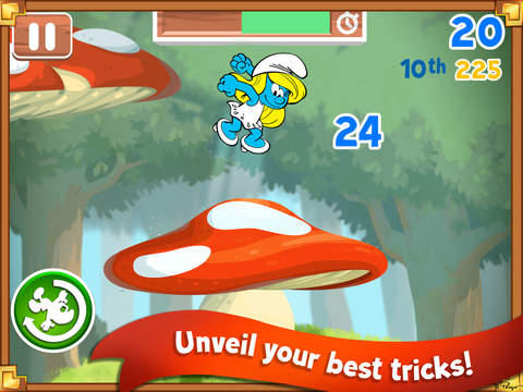 The Smurf Games – Sports Competition screenshot 9
