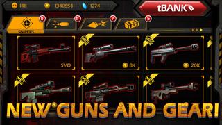 Call of Mini™ Sniper screenshot 5