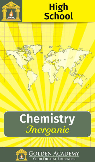 High School : Inorganic Chemistry screenshot 1