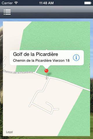 Golf de la Picardiere - náhled
