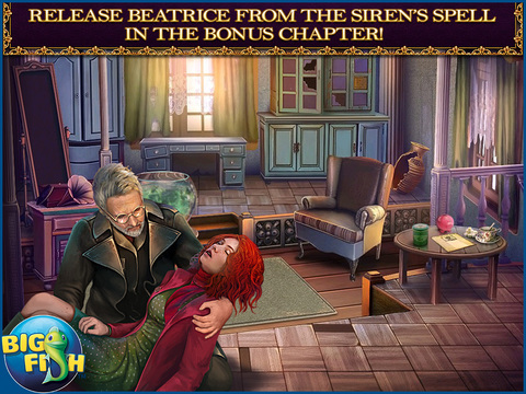 Shiver: Lily's Requiem HD - A Hidden Objects Mystery (Full) screenshot 4