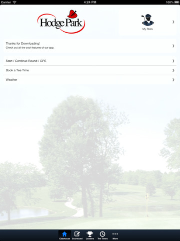 Hodge Park Golf Course screenshot 7