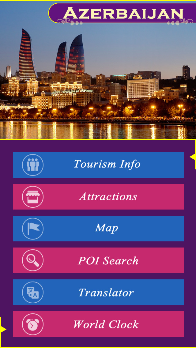 Azerbaijan Tourism Guide screenshot 2