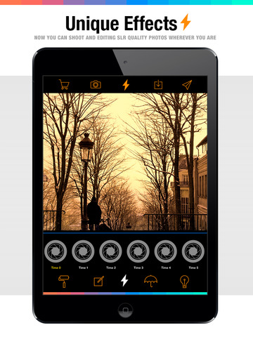 Live FX - camera effects plus photo editor screenshot 8
