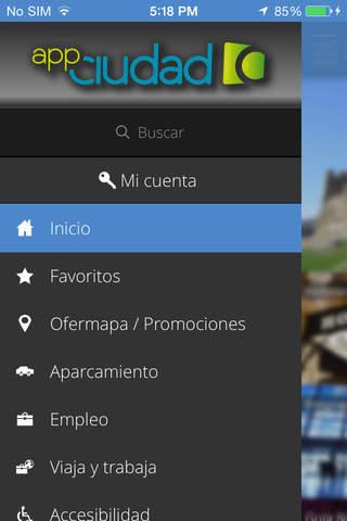 App Ponferrada Guía de ciudad Guía de Ponferrada R - náhled