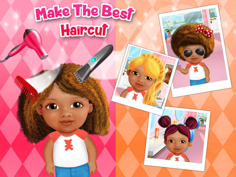Sweet Baby Girl Beauty Salon - No Ads screenshot 7