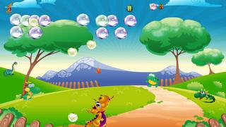 Dragon Bubble Ball Pro screenshot 1