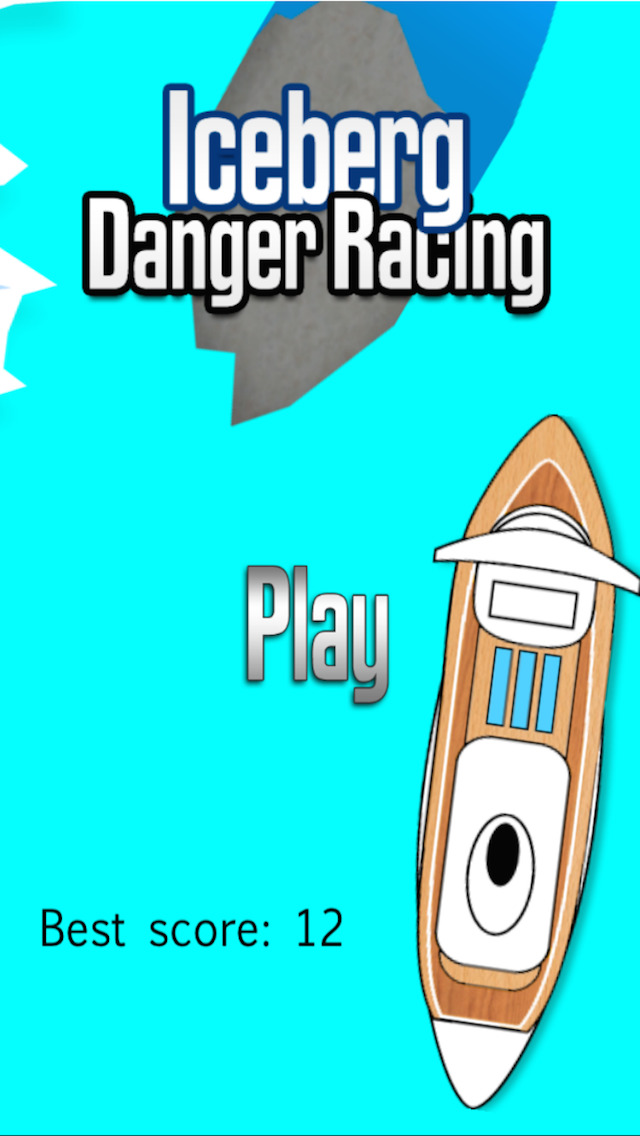 Iceberg Danger Racing screenshot 1
