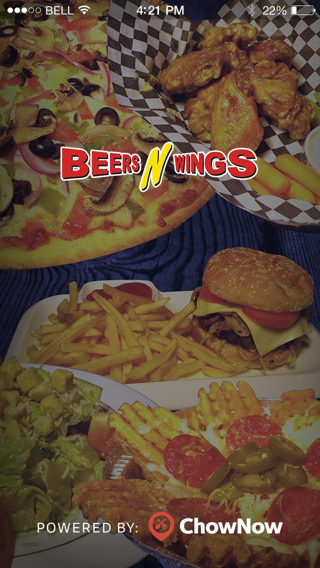 Beers N Wings screenshot 1