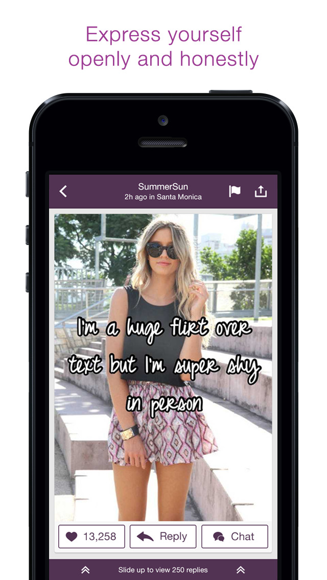 Whisper - Share, Express, Meet screenshot 1