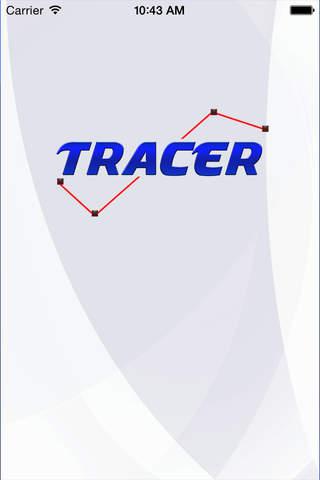 Kloudip Tracer - náhled