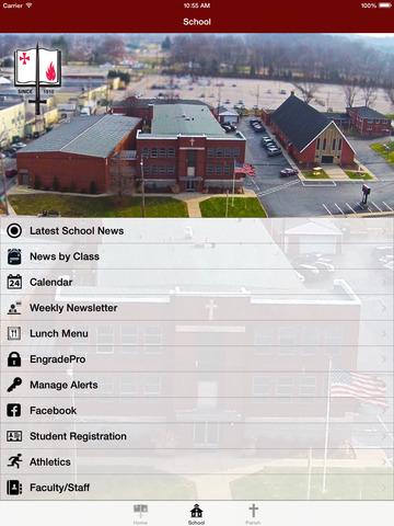 Saint Paul Catholic Community screenshot 5