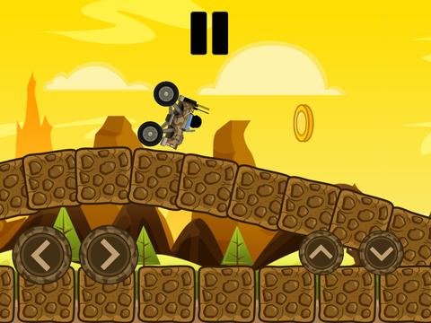 Army Wheels Madness screenshot 7