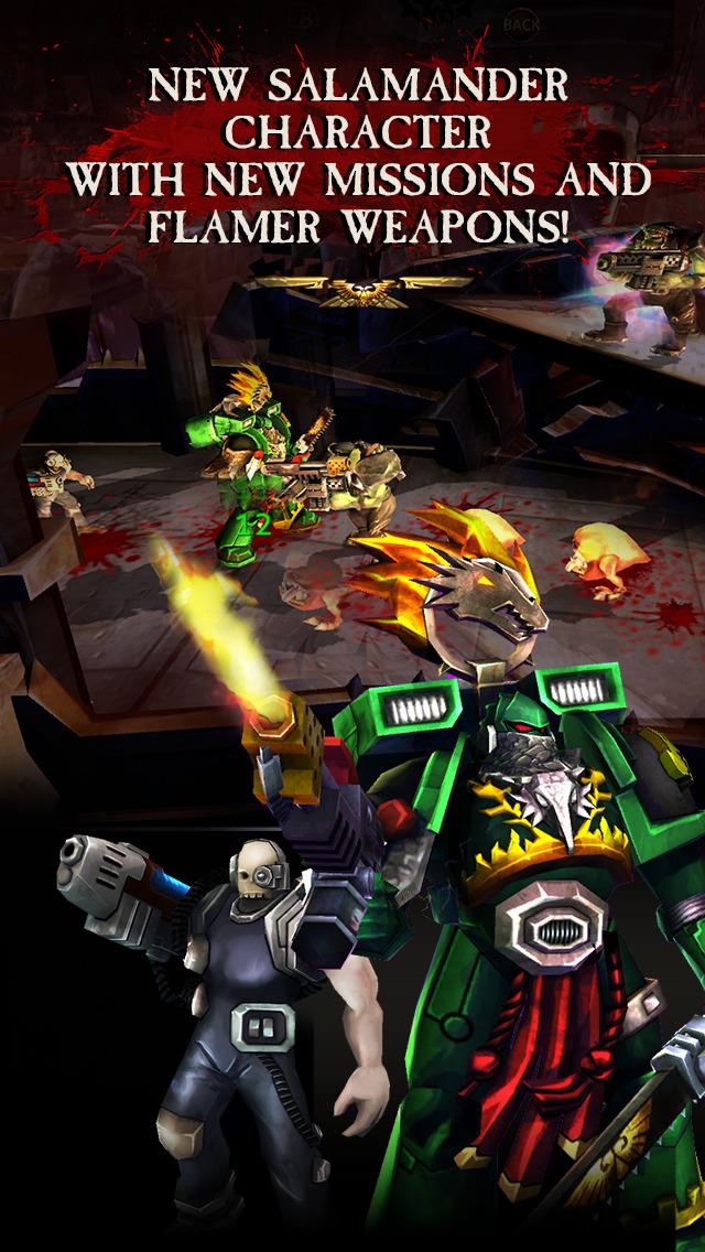 Warhammer 40,000: Carnage screenshot #2