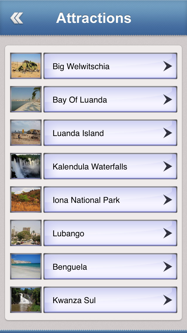 Angola Travel Guide screenshot 3