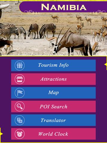 Namibia Tourism Guide screenshot 7