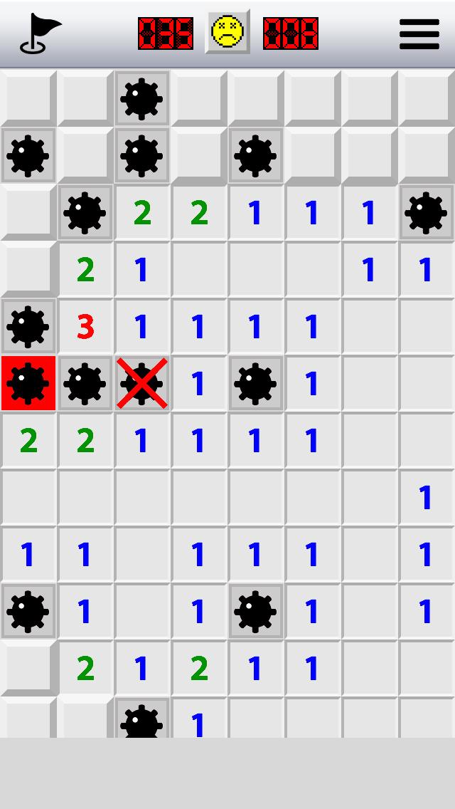 Minesweepеr screenshot 2