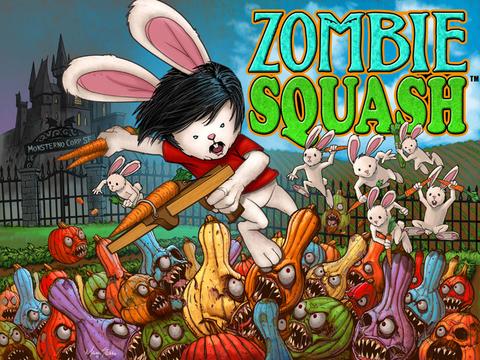 Zombie Squash HD Free - náhled