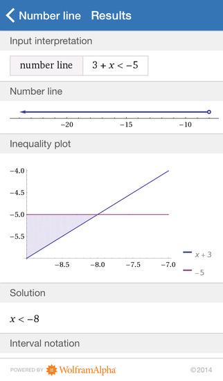 Wolfram Pre-Algebra Course Assistant screenshot 3