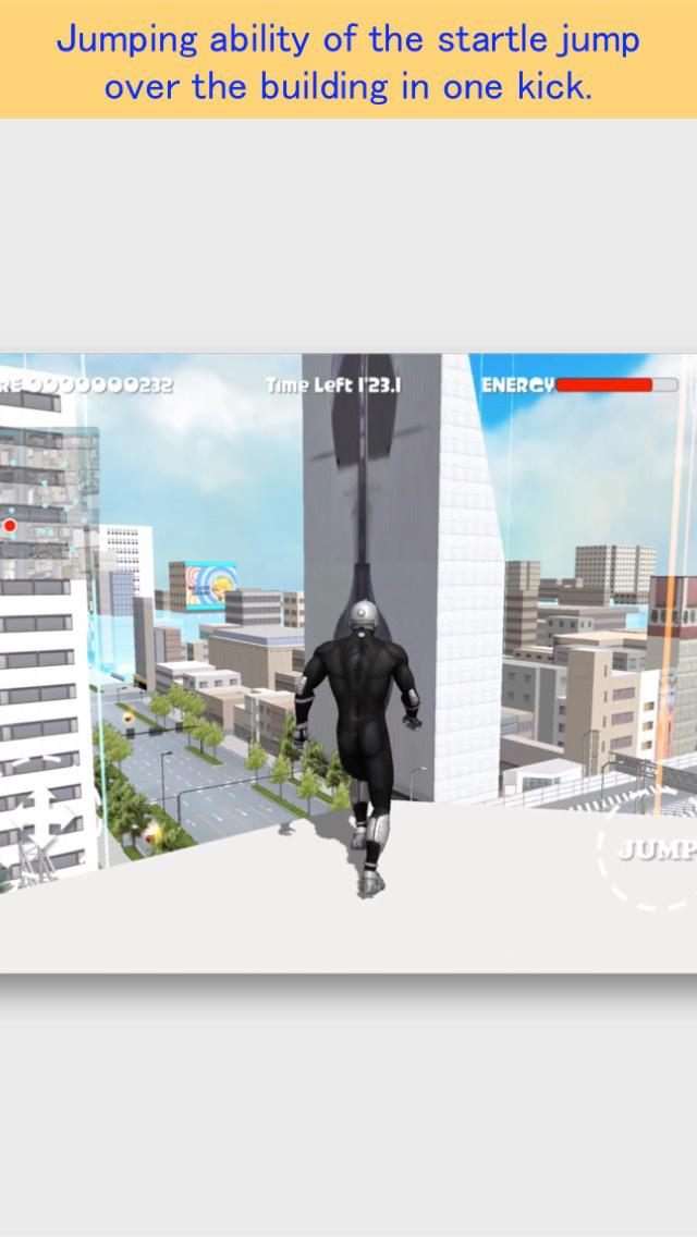 Namba Run Away FREE screenshot 3