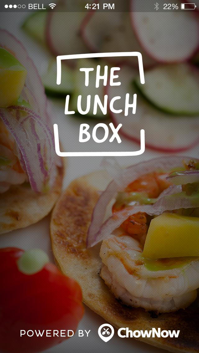 The Lunchbox screenshot 1