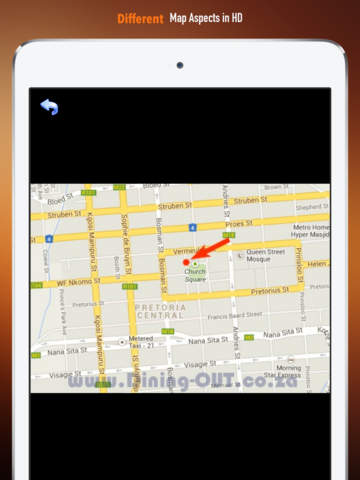 Pretoria Tour Guide: Best Offline Maps with Street View and Emergency Help Info screenshot 8