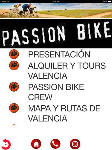 Passion Bike - Bike Reting screenshot 9