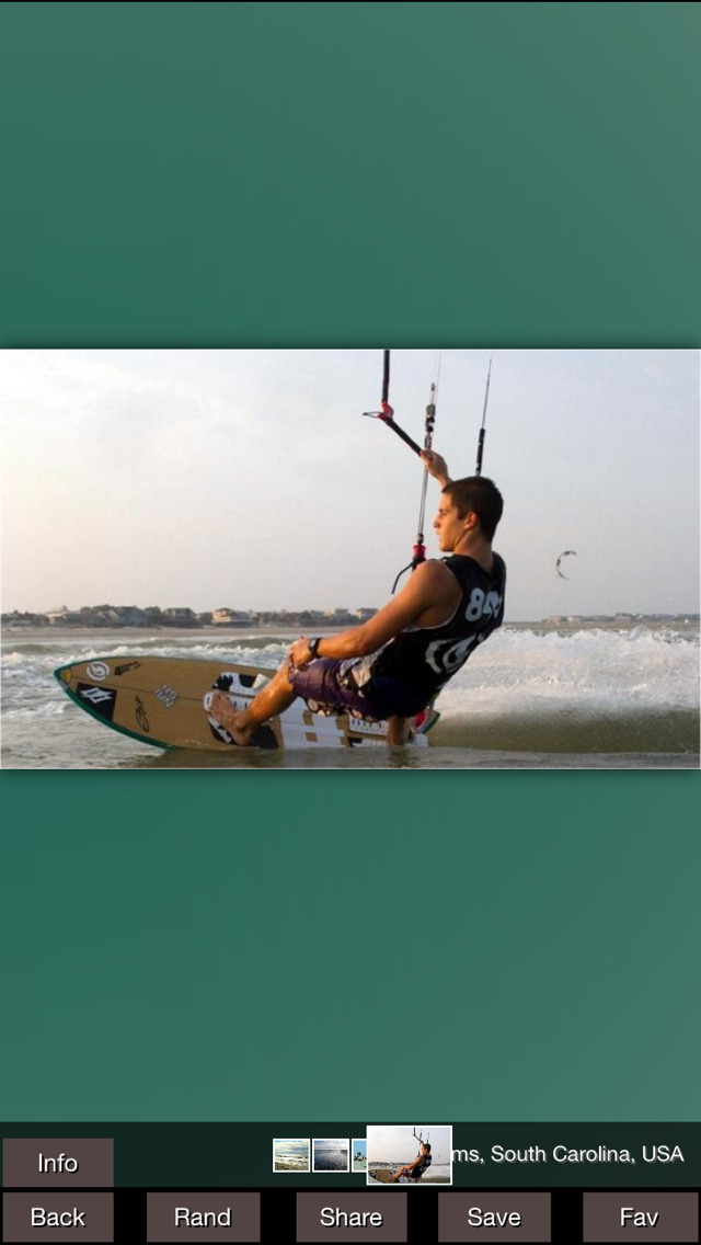KiteSurfZone+ screenshot 3