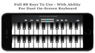 Music Piano 3D Free - Keyboard with Guitar & Choir Soundset screenshot 1