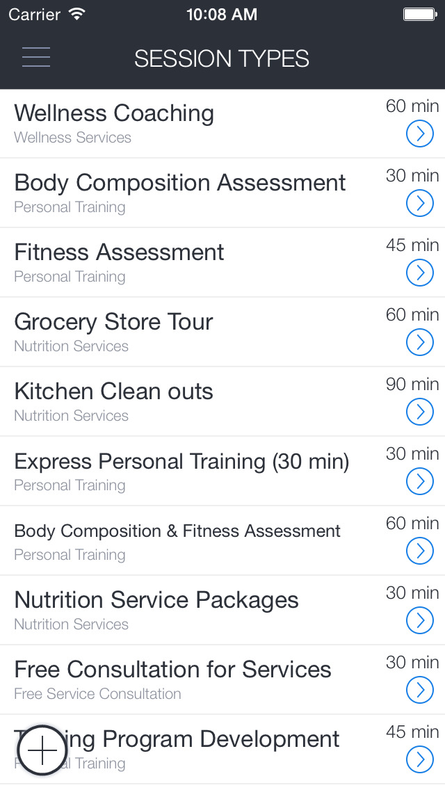 Health Insight Fitness screenshot 3
