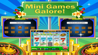 Ace Classic Vacation Slots Casino - Hawaii, Hollywood & Vegas Slot Machine Games Free screenshot 3