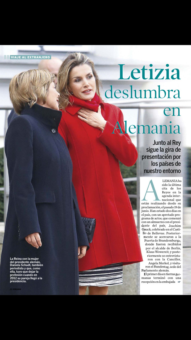 REVISTA SEMANA screenshot 2