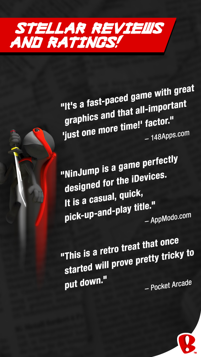 NinJump™ screenshot 5