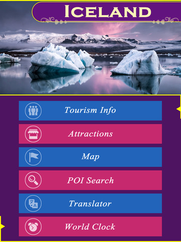 Iceland Tourism screenshot 7