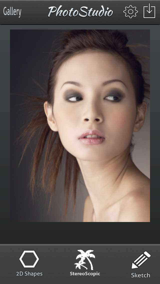 Photo Studio HD - Image editing effects collage screenshot 2