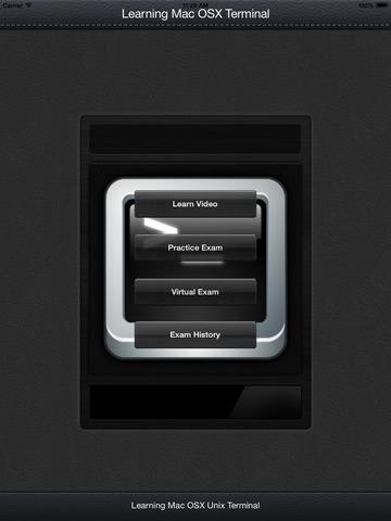 Unix Terminal screenshot 6