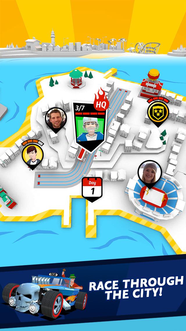 Crazy Taxi City Rush screenshot #5
