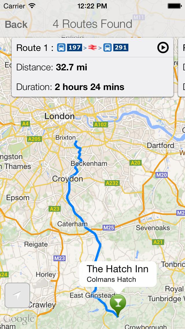 Maps Pro with Google Maps screenshot 5