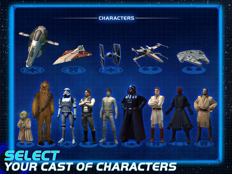 Star Wars Scene Maker screenshot 7
