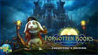 Forgotten Books: The Enchanted Crown - A Hidden Object Story Adventure screenshot 5