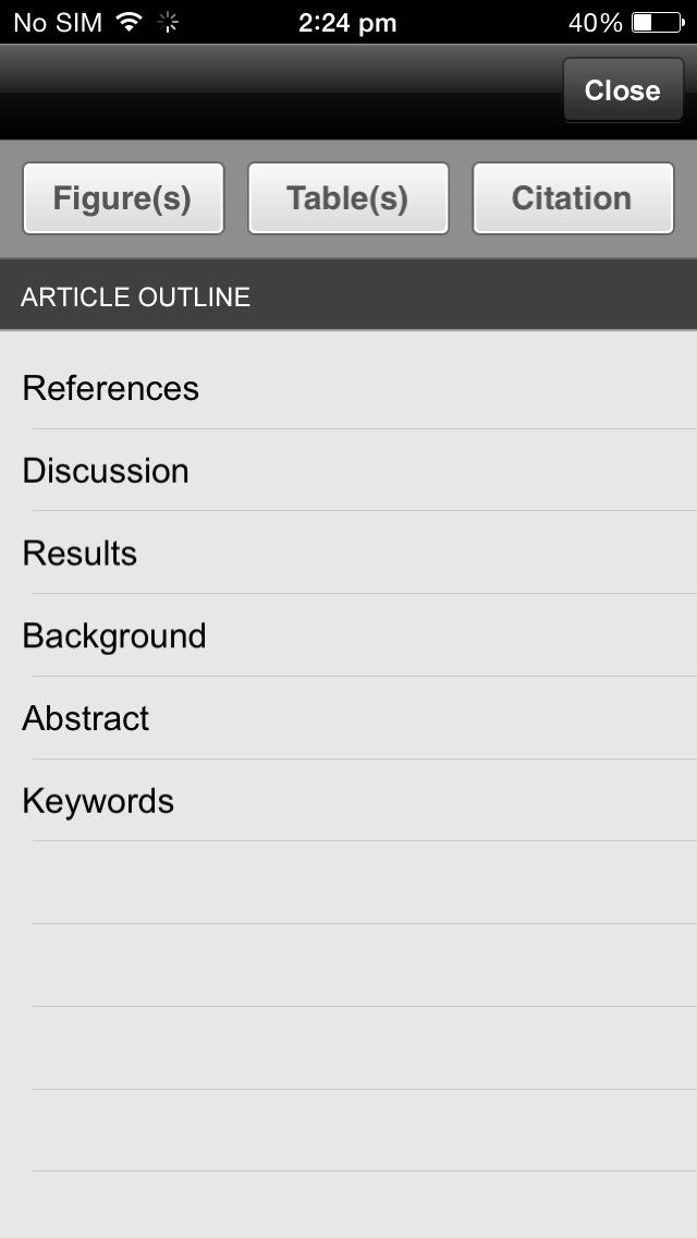 Alzheimer's & Dementia Journal screenshot 2