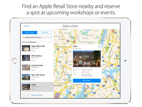 Apple Store screenshot 10